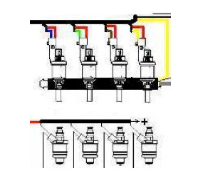 Гбо 2 поколения на инжектор (пропан и метан, устройство, описание.